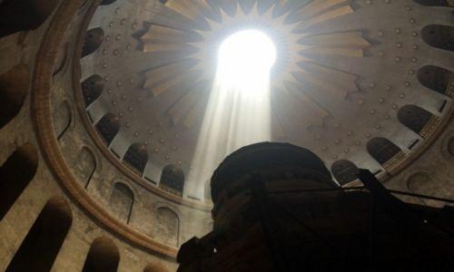 IZRAEL / Jerozolima / Jerozolima / bazylika grobu