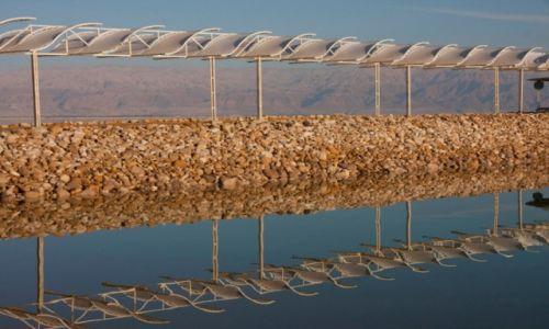 IZRAEL / Morze Martwe / Ejlat / luksus Morza Martwego