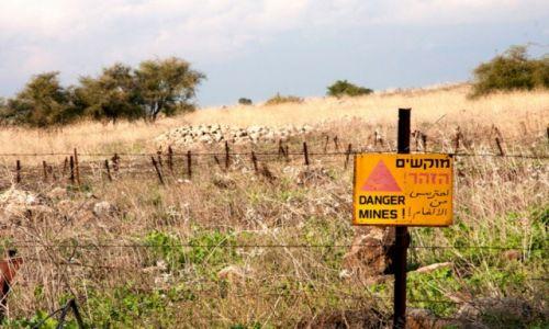 IZRAEL / Wzgórza Golan / Wzgórza Golan / Wzgórza Golan