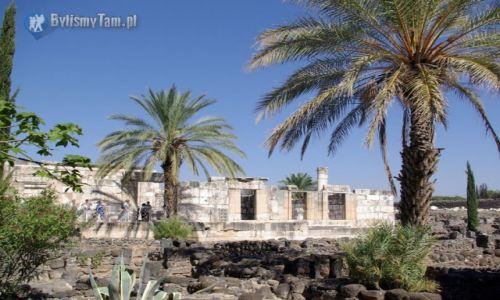 Zdjęcie IZRAEL / Galilea / Kafarnaum / Kafarnaum