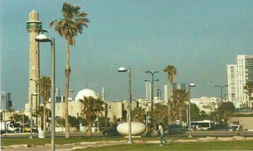Zdjęcie IZRAEL / Stolica / Tell Aviw / Miasto