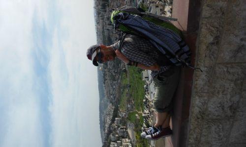 Zdjecie IZRAEL / floryda / park narodowy / jerozolima