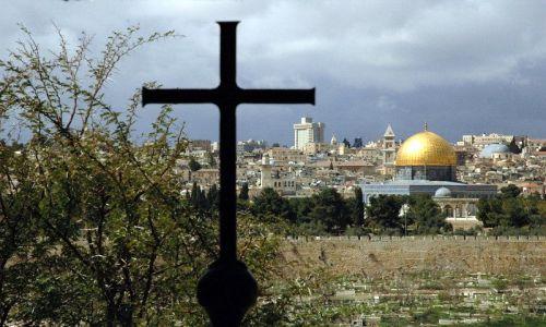 Zdjecie IZRAEL / brak / Jerozolima / Widok z Góry Oliwnej