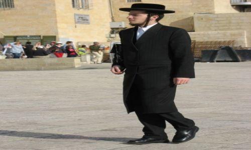 Zdjecie IZRAEL / - / Jerozolima / Ci wspaniali mężczyźni: Elegant