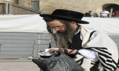 Zdjecie IZRAEL / - / Jerozolima / Ci wspaniali mężczyźni: Chasyd