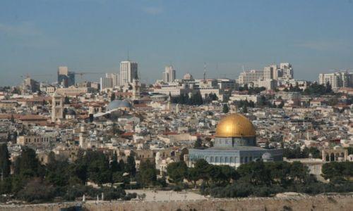 Zdjęcie IZRAEL / JEROZOLIMA / IZRAEL / ZIEMIA ŚWIĘTA