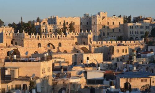 Zdjęcie IZRAEL / - / Jerozolima / poranek
