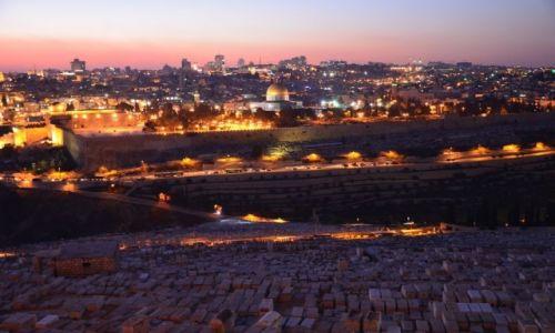 Zdjęcie IZRAEL / - / Góra Oliwna / Jerozolima