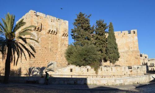 Zdjęcie IZRAEL / - / Jerozolima / Cytadela Dawida