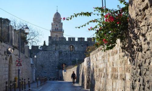 Zdjęcie IZRAEL / - / Jerozolima / Dzielnica Ormiańska