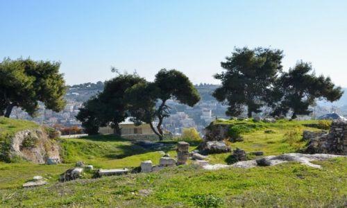 Zdjęcie IZRAEL / - / Jerozolima / za murami