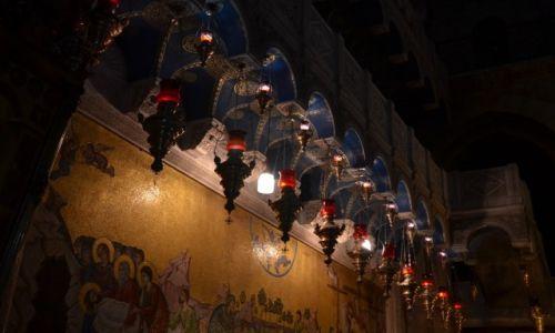 Zdjęcie IZRAEL / - / Jerozolima / lampki oliwne