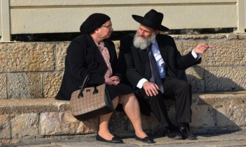 Zdjęcie IZRAEL / - / Jerozolima / portrety 1