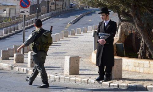 Zdjęcie IZRAEL / - / Jerozolima / portrety 5