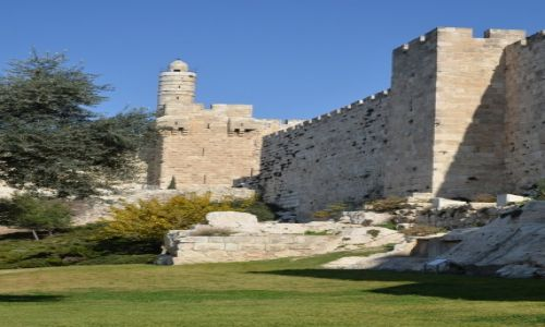 Zdjęcie IZRAEL / - / Jerozolima / i obok murów
