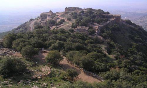 Zdjęcie IZRAEL / Wzgórza Golan / Twierdza Nimrod / Twierdza Nimrod