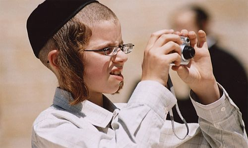Zdjęcie IZRAEL / brak / Jerozolima / Mały paparazi