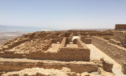 Zdjecie IZRAEL / Ein Gedi / Bethlehen / Masada