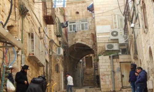 Zdjecie IZRAEL / Jerozolima / Jerozolima / Droga Krzyżowa