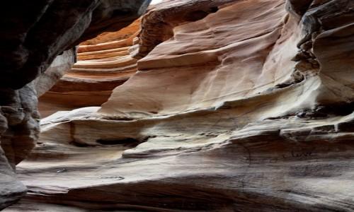 Zdjecie IZRAEL / Góry Eilatu / Red Canyon / I love... :(