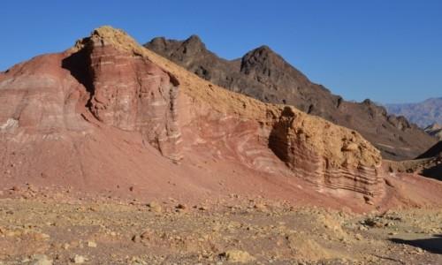 Zdjecie IZRAEL / Góry Eilatu / Dolina Amram / przekrój