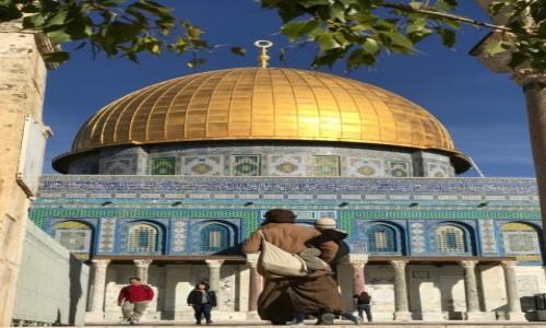 Zdjecie IZRAEL / Jerozolima / Jerozolima / pielgrzym