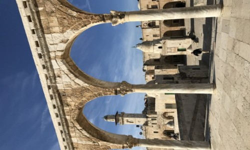 Zdjecie IZRAEL / Jerozolima / Jerozolima / kolumny