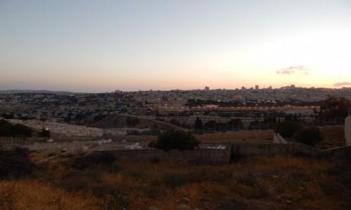 Zdjecie IZRAEL / . / . / Jerozolima_widok_z_Gory_Oliwnej