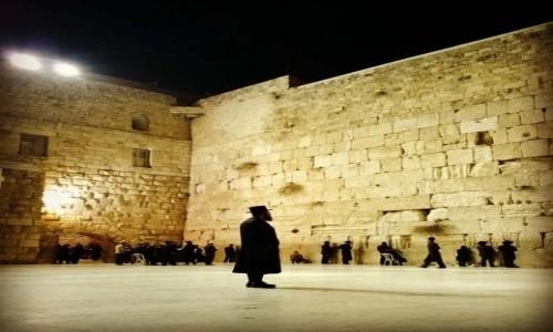 Zdjecie IZRAEL / HolyLand / Jerozolima / Modły