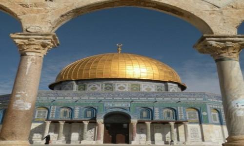 Zdjecie IZRAEL / bliski wschod / Jerusalem / KopułaNaSkale
