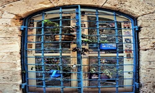 Zdjęcie IZRAEL / Tel Aviv / .Jaffa / Okienko