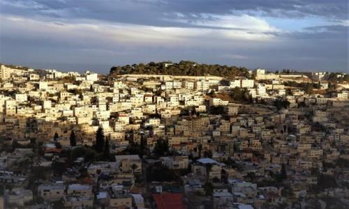 IZRAEL / Jerozolima / Stare Miasto / Poza murami