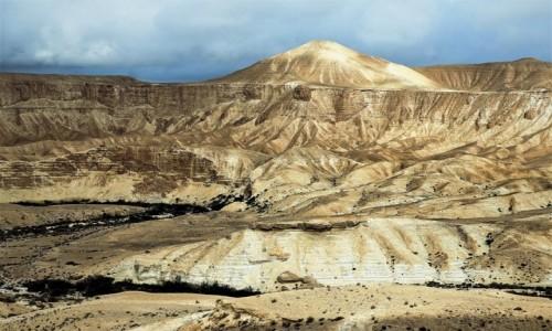 Zdjęcie IZRAEL / Pustynia Negew / Mitzpe Ramon / Krater