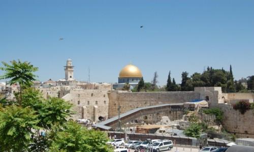 Zdjęcie IZRAEL / Izrael / Jerozolima / moje wspomnienie z Jerozolimy