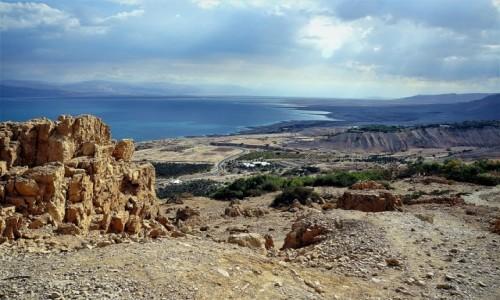 IZRAEL / . / Ein Gedi / Nad Morzem Martwym