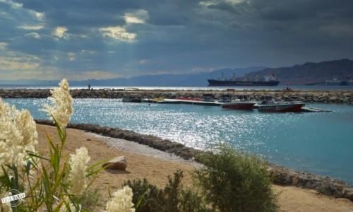 Zdjęcie IZRAEL / Dystrykt Południowy / Eilat /  Plaża Północna, Eilat