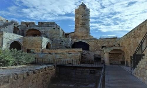 Zdjęcie IZRAEL / Jerozolima / Cytadela Dawida / Minaret