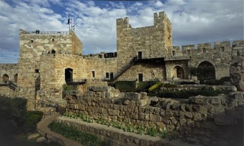 Zdjęcie IZRAEL / Jerozolima / Cytadela Dawida / Wieża Dawida
