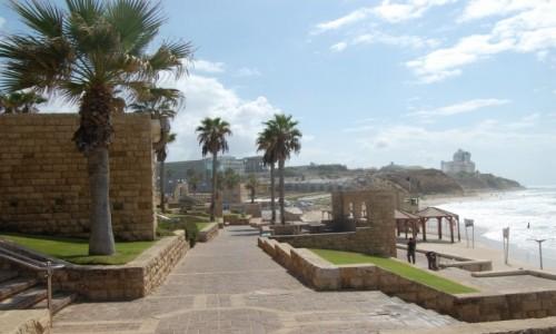 Zdjęcie IZRAEL / Izrael / Bat Yam / Pieszo z Tel Avivu do Bat Yam