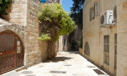 Zdjęcie IZRAEL / Izrael / Jerozolima / uliczkami starej Jerozolimy