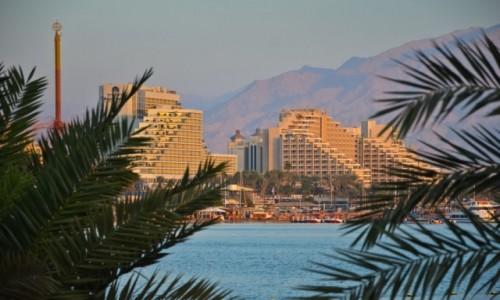 Zdjecie IZRAEL / Dystrykt Południowy / Eilat / Za Górami, Za Palmami