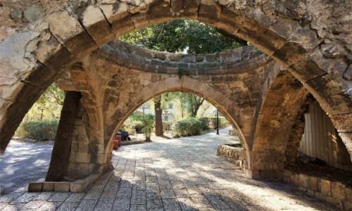 Zdjęcie IZRAEL / Tel Aviv / Jaffa / Stara łaźnia