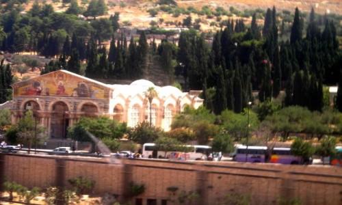 Zdjecie IZRAEL / - / Jerozolima / Bazylika Konania
