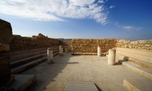 Zdjecie IZRAEL / Morze Martwe / Masada  / Synagoga