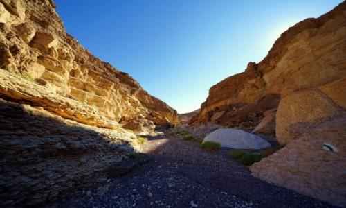 Zdjęcie IZRAEL / Eilat / Czerwony kanion / Na zielonym szlaku