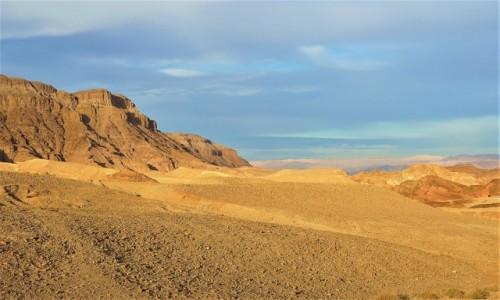 Zdjęcie IZRAEL / Eilat / Timna Park / Po pochmurnym dniu, słoneczny podwieczorek