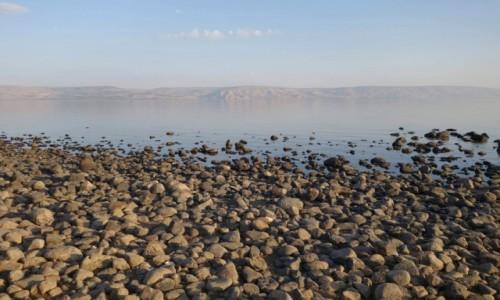 Zdjecie IZRAEL / Płn / J. galilejskie / Jezioro