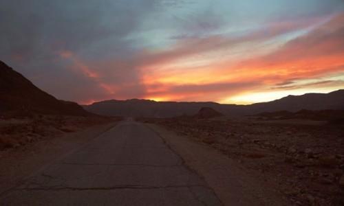 Zdjęcie IZRAEL / Eilat / Timna Park / Czas wracać
