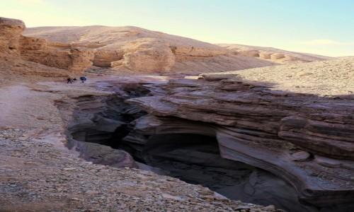 Zdjęcie IZRAEL / Eilat / Czerwony Kanion / Patrząc z góry
