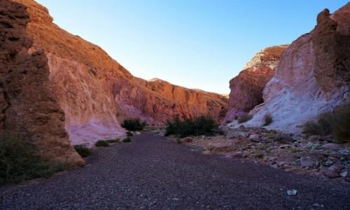 Zdjecie IZRAEL / Eilat / Czerwony Kanion / w drodze do Wadi Raham